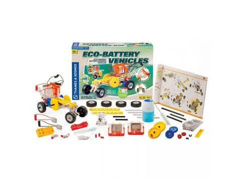 Eco-Battery Vehicles Kit
