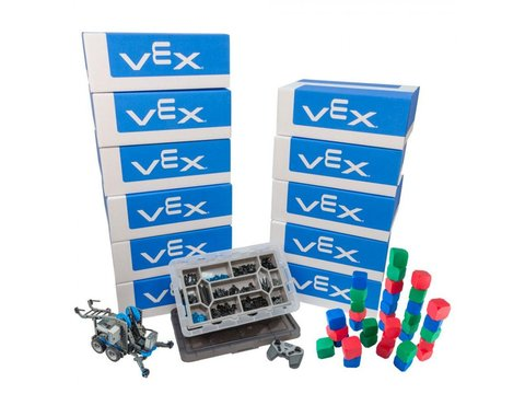 VEX IQ Super Kit Classroom Bundle
