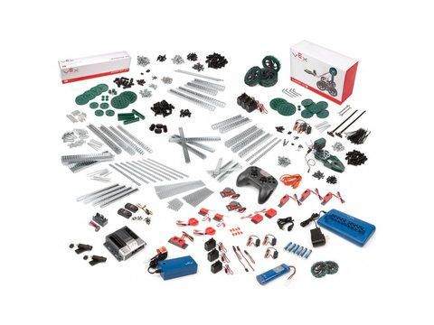 VEX Classroom and Competition Programming Kit