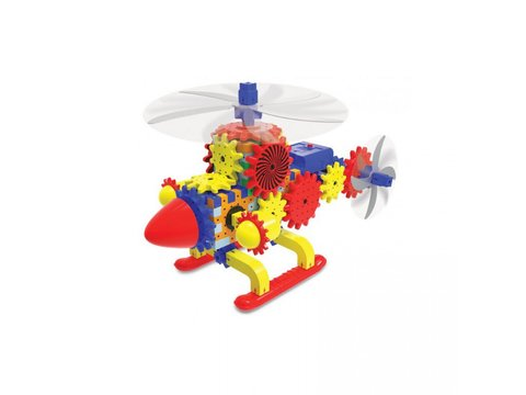 Techno Gears Kit - Quirky Copter