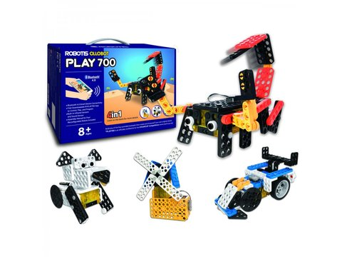 Robotis Play 700 Construction Kit - Ollobot
