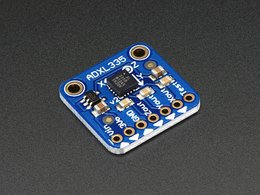 Adxl335 5v ready triple axis accelerometer plus 3g a dot dot dot