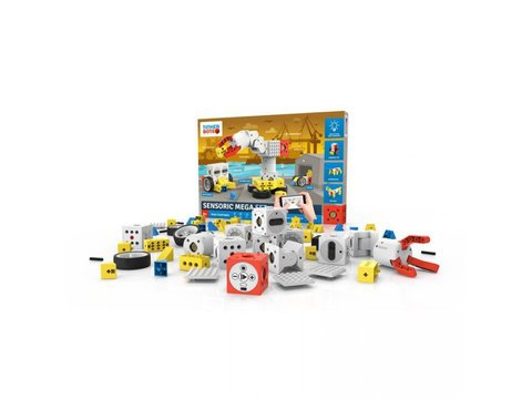 Tinkerbots Sensoric Mega Set Robotic Construction Kit