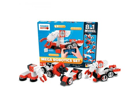 Tinkerbots Mega Robotics Construction Set