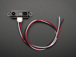 Sharp IR distance sensor - GP2Y0A21YK0F