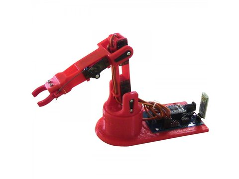LittleArm 2C Robotic Arm Full Kit