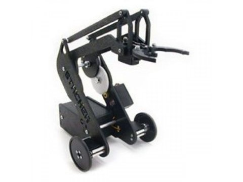 ''Stacker'' 2WD Mobile Robot w/ 2DOF Arm Chassis Kit