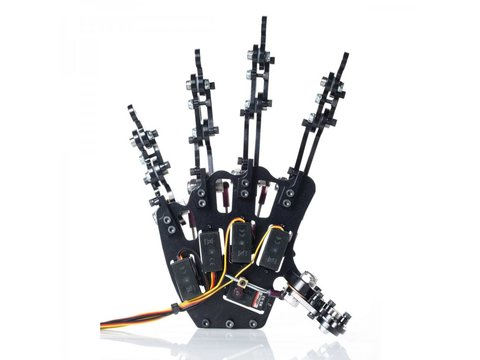 MechaX Robot Left Hand (Upgraded)
