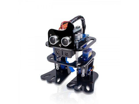 4-DOF Biped Learning Kit for Arduino Nano