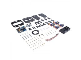 4 dof biped learning kit for arduino nan 3053800027
