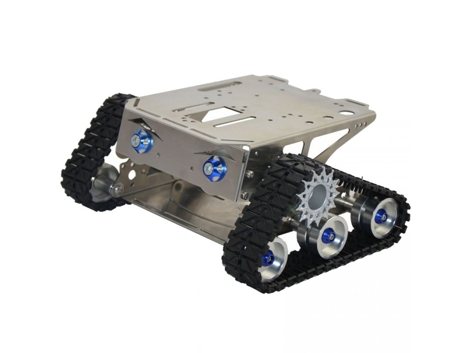 Iron man 4 indoor tracked chassis 3667384885