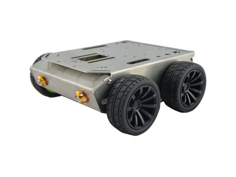 Iron Man-1 4WD Indoor Chassis