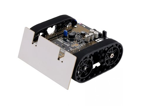 Zumo Tracked Robot Kit for Arduino (w/ 75:1 HP Motors)
