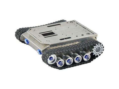 Iron Man-5 Indoor Tracked Chassis for Arduino