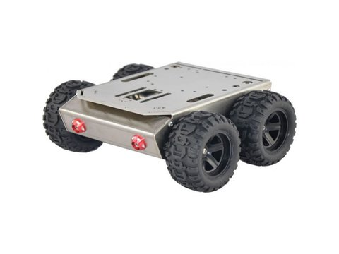 Iron Man-2 4WD Chassis for Arduino