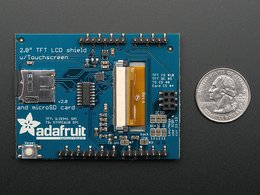 2 dot 8 tft touch shield for arduino with r 6185821249