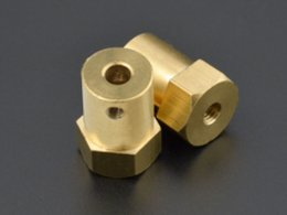 Copper coupling 4mm 5299997257