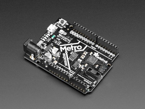 Adafruit METRO M0 Express - designed for CircuitPython
