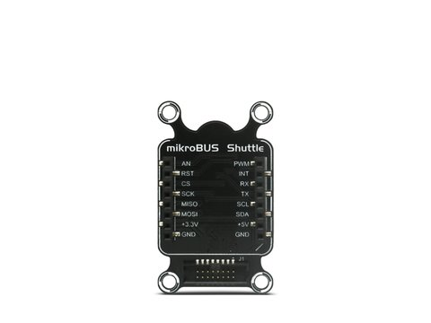 Mikroe mikroBUS Shuttle - Add-on Board for Shuttle Click