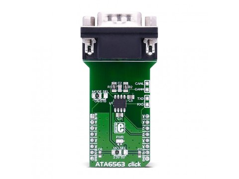 Mikroe ATA6563 click - High Speed CAN Transceiver