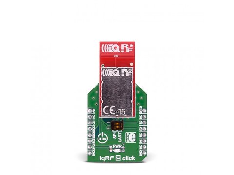 Mikroe iqRF 2 Click - DCTR-72DAT RF Transceiver @ 868/916 MHz