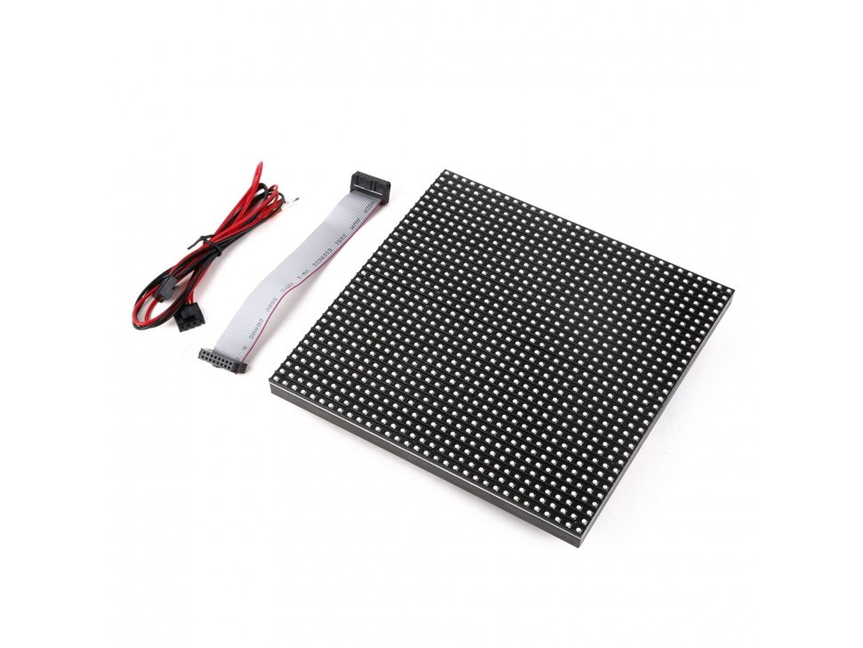 Mikroe 32x32 rgb led matrix panel 5mm 3928715426