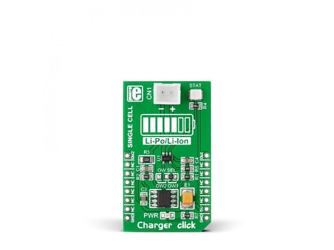 Mikroe Charger click