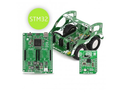 Mikroe Buggy for STM32