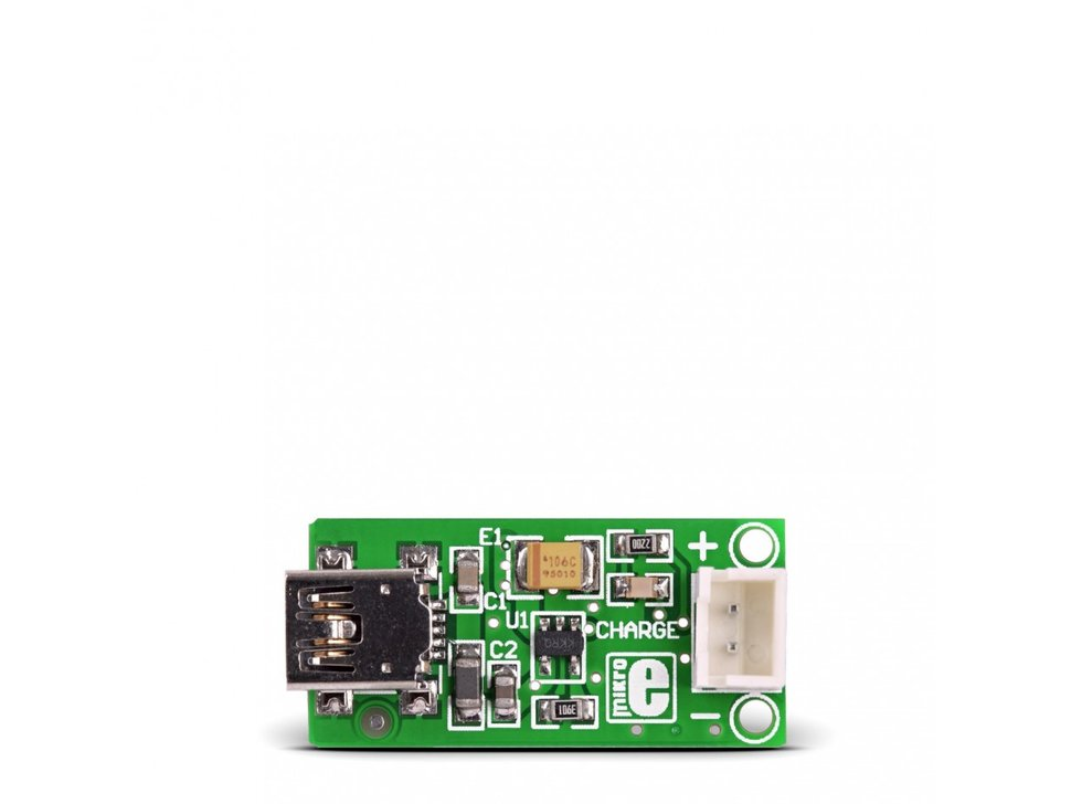 Mikroe usb charger board 1384381318