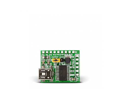 Mikroe USB UART Board - FT232R