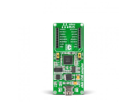 Mikroe click USB adapter
