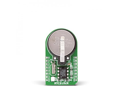 Mikroe RTC2 click - DS1307 Serial Realtime Clock
