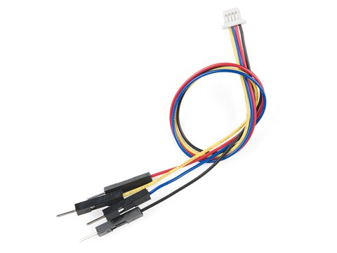 Qwiic Cable - Breadboard Jumper (4-pin)