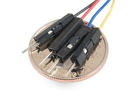 Qwiic cable breadboard jumper 4 pin 3