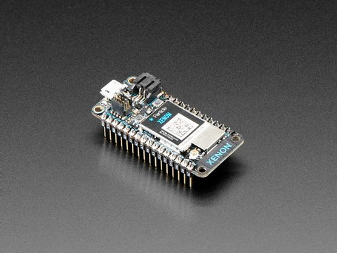 Particle Xenon - nRF52840 with BLE and Mesh