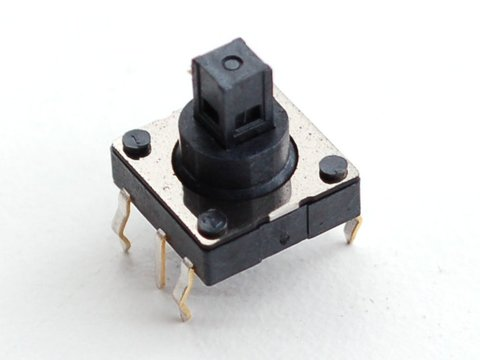 Thru-hole 5-way Navigation switch