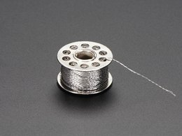 Stainless thin conductive thread 2 ply 2967418962