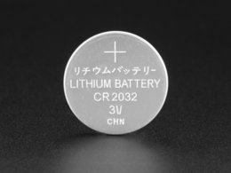 CR2032 Lithium Coin Cell Battery