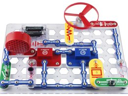 Snap Circuits® Jr. 100 Experiments - Elenco SC-100