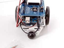 Parallax boebot robot for arduino kit 5275902612