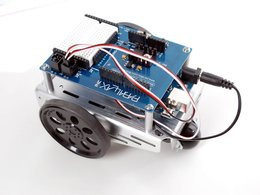 Parallax boebot robot for arduino kit 1954639101