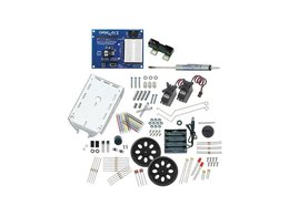 Parallax boebot robot for arduino kit 1882503720