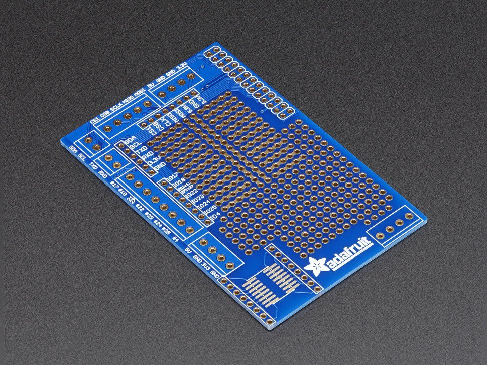 Adafruit prototyping pi plate kit for ra 3645950676