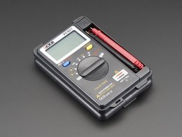 Pocket Autoranging Digital Multimeter
