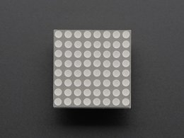 Miniature 8x8 yellow green led matrix 6497968322