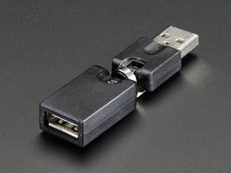 Flexible USB Swivel Adapter