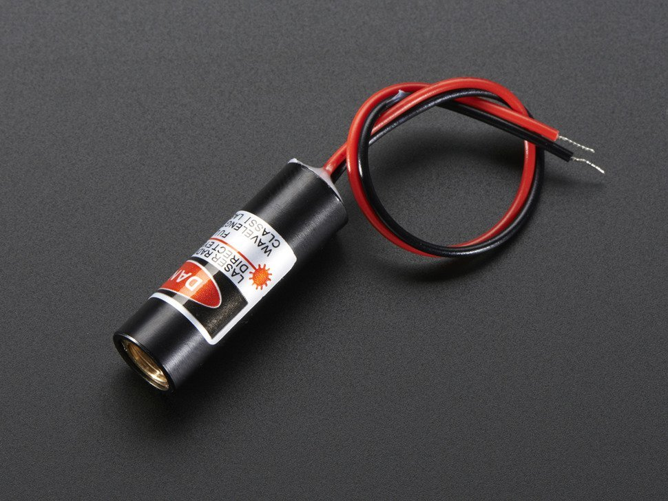 Cross laser diode 5mw 650nm red 7600095069