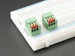 Configurable spring terminal blocks 3 6891128684
