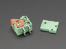 Configurable spring terminal blocks 3 2170291927