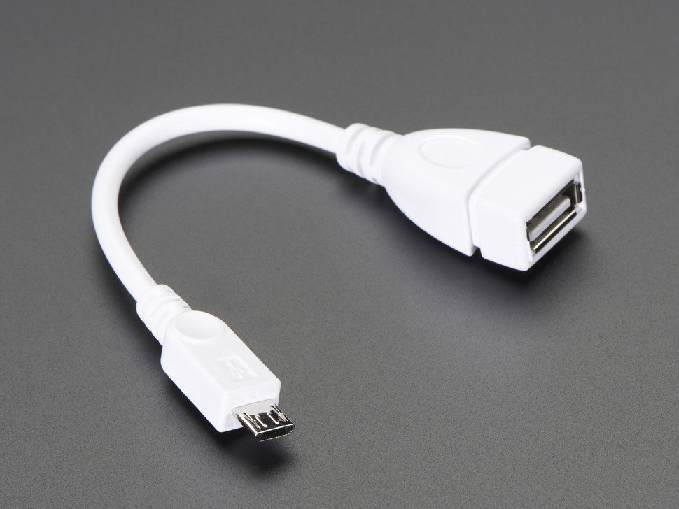 Usb otg host cable microb otg male to 5934655906